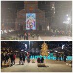 Avezzano Inaugura le luminarie natalizie, gli auguri del Sindaco a tutta la Città