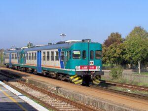 ALn 668 (in servizio sulla Avezzano-Sulmona + su tutta la linea Avezzano-Roccasecca)