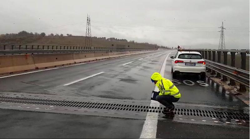 Controlli sui viadotti lungo le autostrade A24 e A25 dopo il terremoto in Croazia