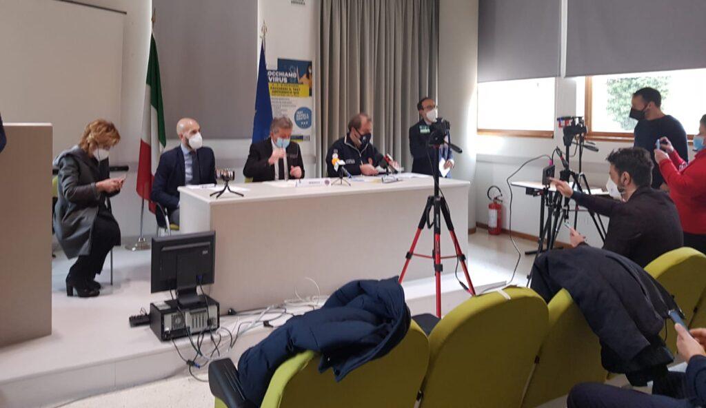 """Screening di massa ad Avezzano, Di Pangrazio: """"Una prova di civiltà e una necessità per tutti noi"""""""