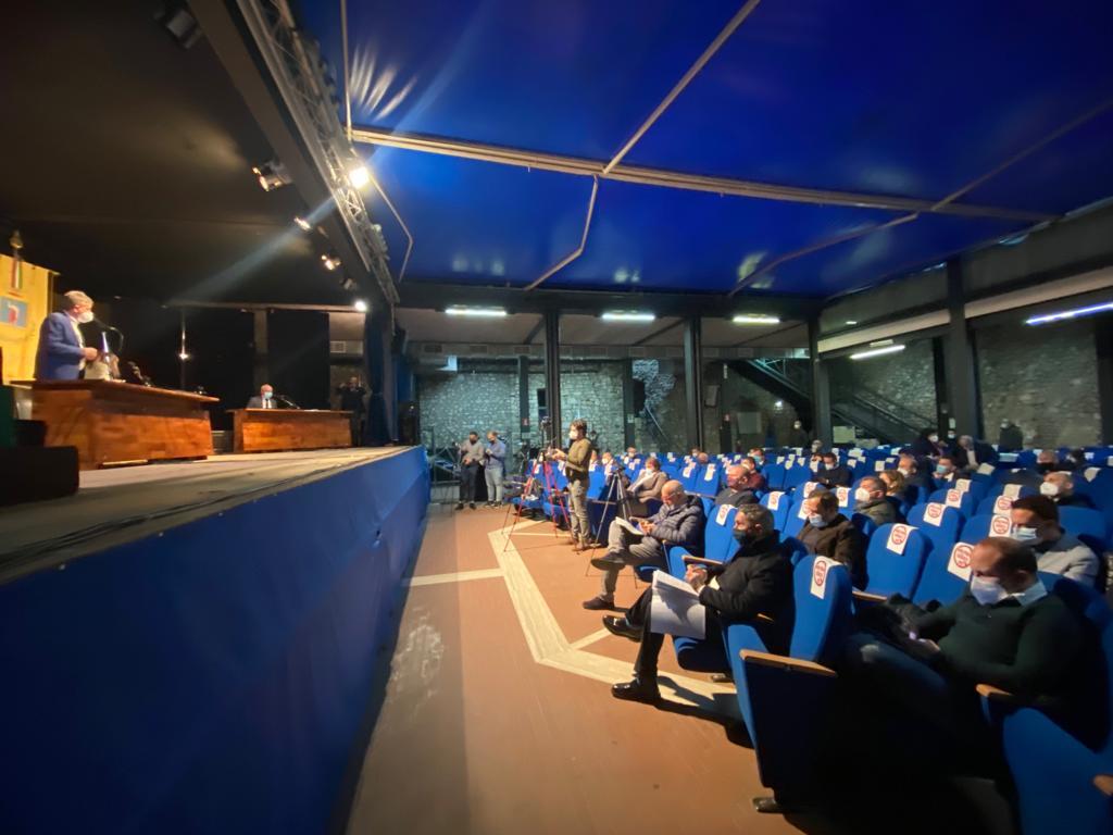 Il Sindaco di Avezzano, Giovanni Di Pangrazio convoca l'assemblea dei Sindaci marsicani