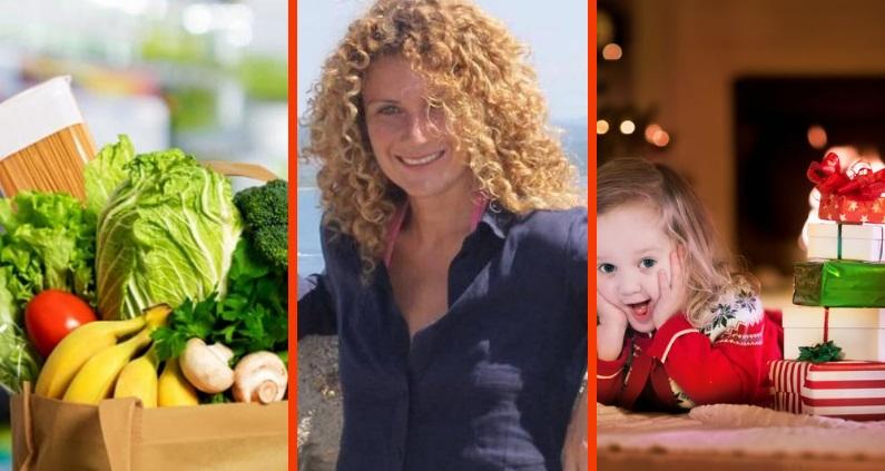 L'Associazione Veronica Gaia di Orio, dona alBanco di solidarietà viveri per le famiglie in difficoltà di Avezzano