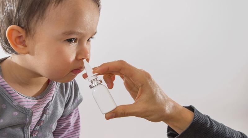 Vaccino antinfluenzale spray per bambini: 8.480 dosi consegnate alla ASL 1 Avezzano-Sulmona-L'Aquila