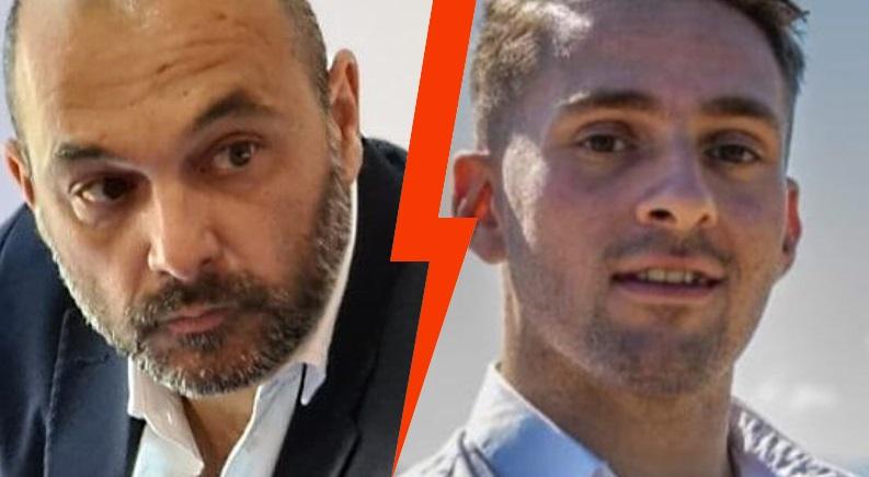 Scintille tra consiglieri per un post su facebook: Genovesi chiede le dimissioni di Simonelli
