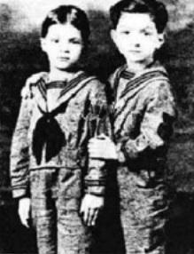 William e Dino Crocetti