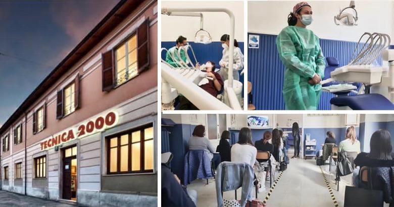 L'Istituto Tecnica 2000 con gli esami on line mette in campo numerosi OSS pronti a fronteggiare l'emergenza Covid