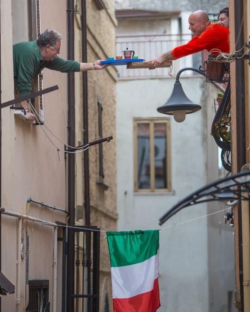 Risvegli all'italiana, è abruzzese la foto dell'anno 2020 secondo IG Italia