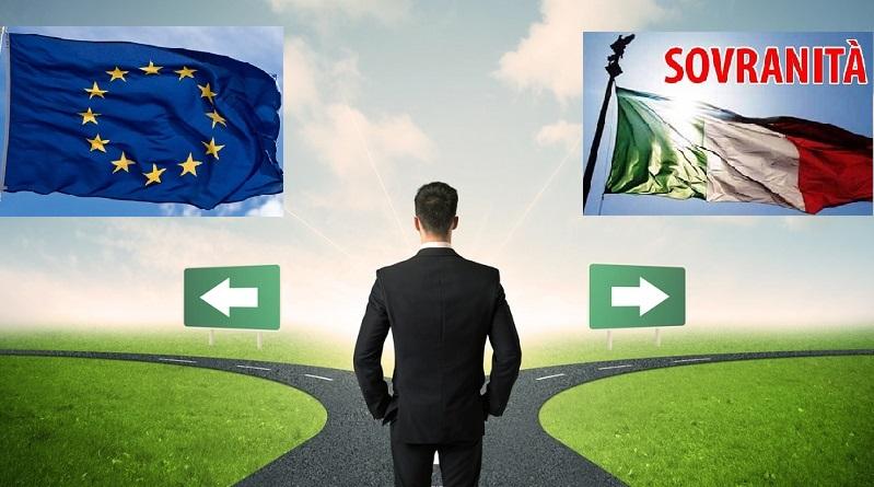 Se l'Italia non votasse la riforma, farebbe il gioco dei fondi speculativi. Ennesima prova di incoerenza del M5S che a parole è contro gli squali della finanza ma nei fatti li favorisce