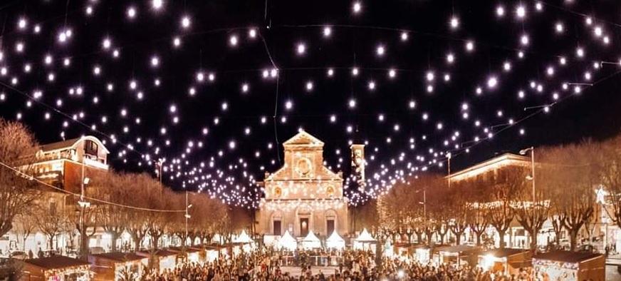 """Da sabato, Avezzano si illumina per il Natale. Di Stefano: """"Un lavoro di collaborazione tra comune e imprenditori"""""""