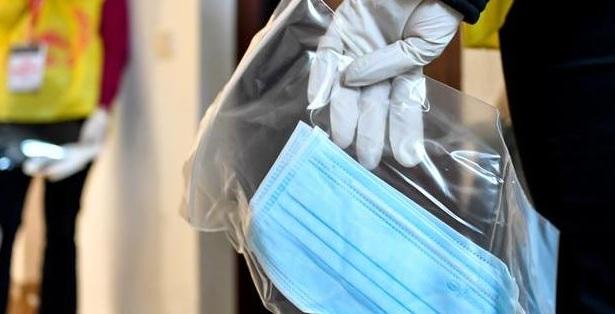 Domenica prossima la Protezione Civile di Oricola consegnerà le mascherine a domicilio