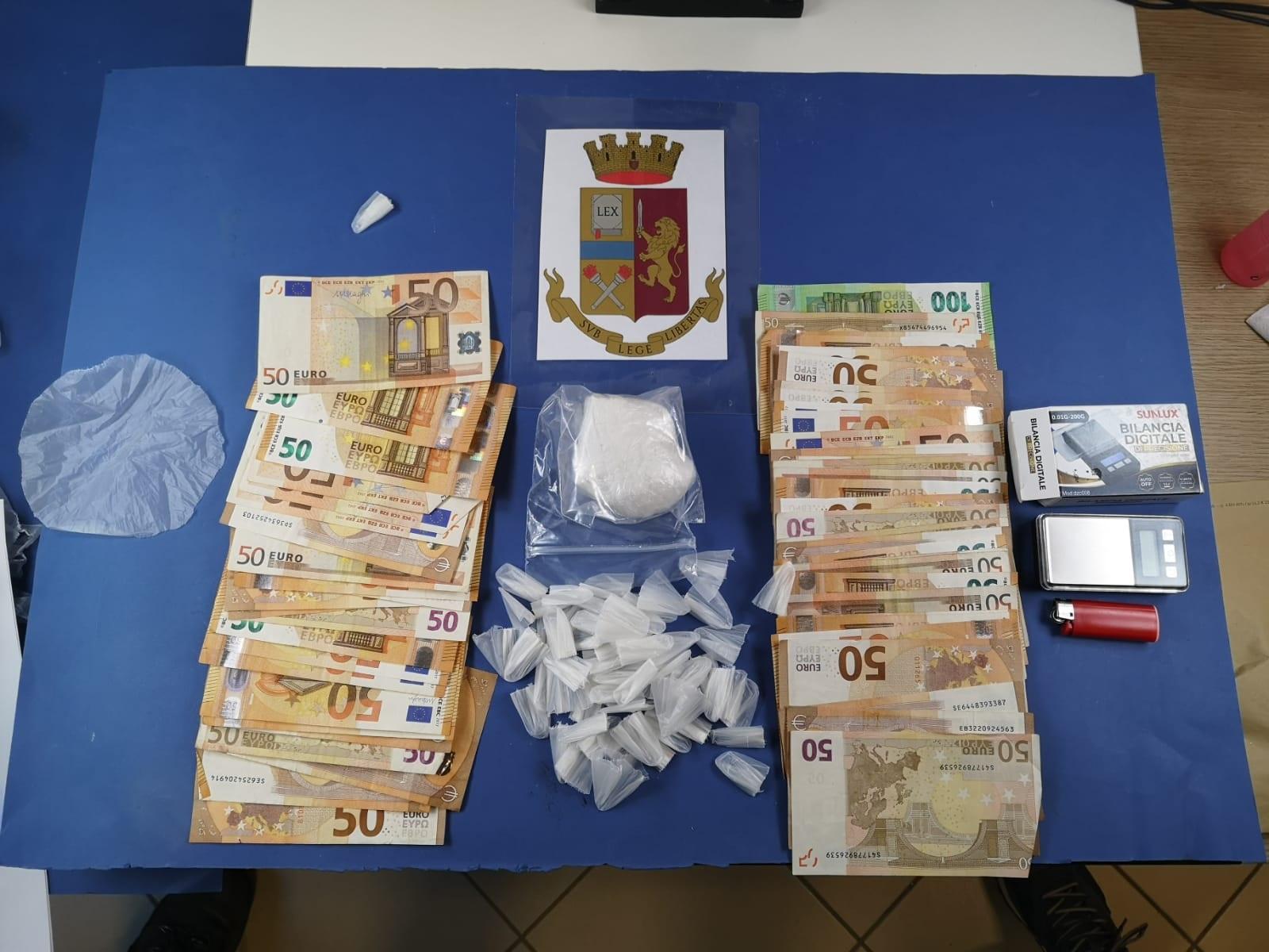 Quattro arresti per illecita detenzione ai fini di spaccio di sostanza stupefacente