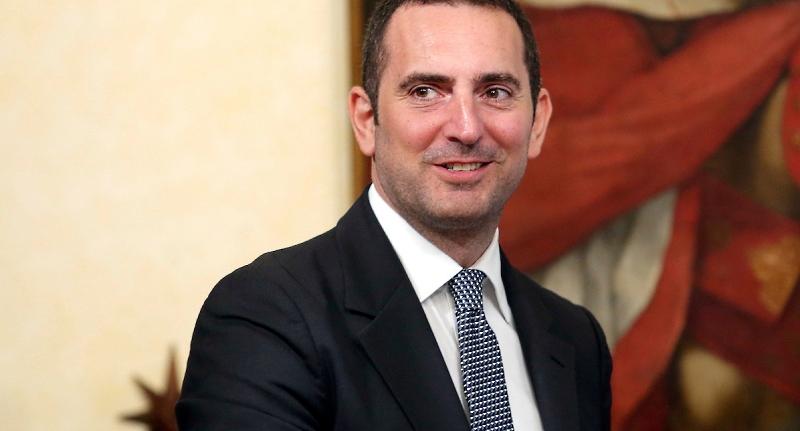 Il Ministro per lo Sport Spadafora riceve il Premio Pinguino d'oro 2020, evento in video conferenza