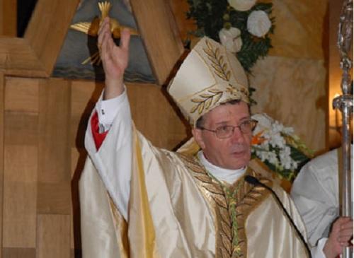 Monsignor Pietro Santoro, Vescovo della Diocesi dei Marsi,