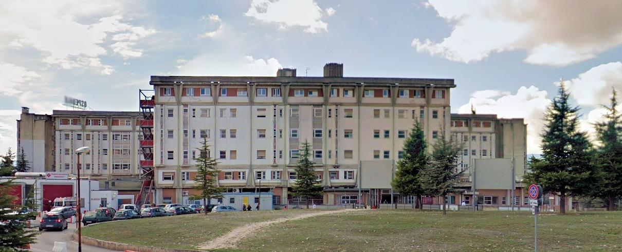 Riconoscenza per il personale del reparto di chirurgia vascolare dell'Ospedale di Avezzano,