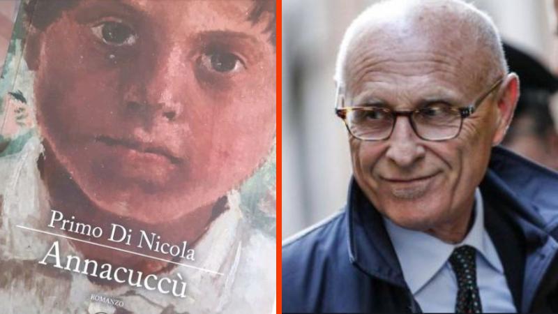 """""""Annacuccù"""", il romanzo di esordio di Primo Di Nicola"""