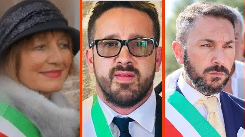 Caos sanità, i sindaci Marivera De Rosa, Enzo Di Natale e Vincenzo Giovagnorio si rivolgono alla Procura