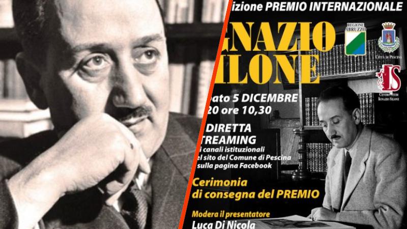 Pescina, al via la XXIII edizione del Premio Internazionale Ignazio Silone