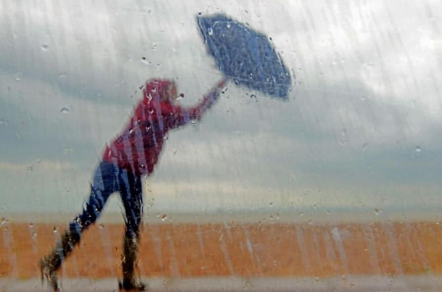 Previsti oggi nella Marsica maltempo e raffiche di vento forte