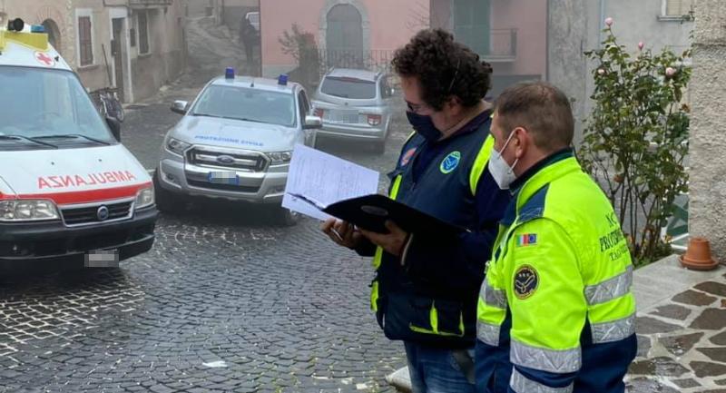 Il Comune di Tagliacozzo e la Croce Rossa organizzano lo screening con una postazione mobile nelle frazioni