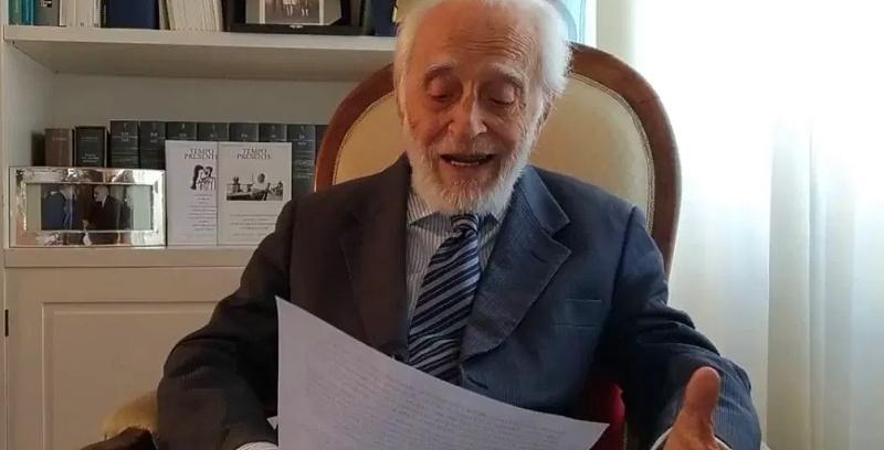 Un ricordo del Professor Angelo Sabatini nelle parole di Flavia De Santis e Augusto Di Bastiano