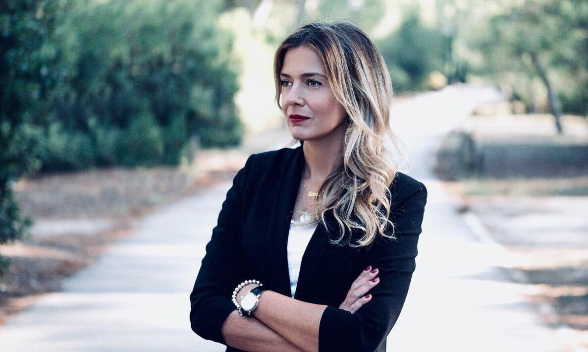 Capogruppo M5S Sara Marcozzi