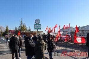 Sit-in all'ospedale di Avezzano, l'appello delle istituzioni, delle associazioni e delle parti sociali