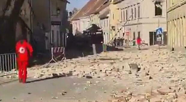 """Terremoto in Croazia. Presidente Marsilio: """"disponibili, con la nostra Protezione civile, a partire in caso di bisogno"""""""