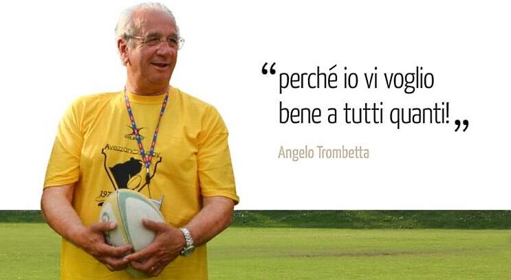 Approvata delibera per intitolare lo stadio rugby di Avezzano ad Angelo Trombetta. Simonelli: soddisfazione per unanimità, atto dovuto a fronte dell'operato di Angelo per la città