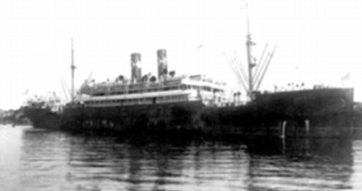 Piroscafo Hamburg