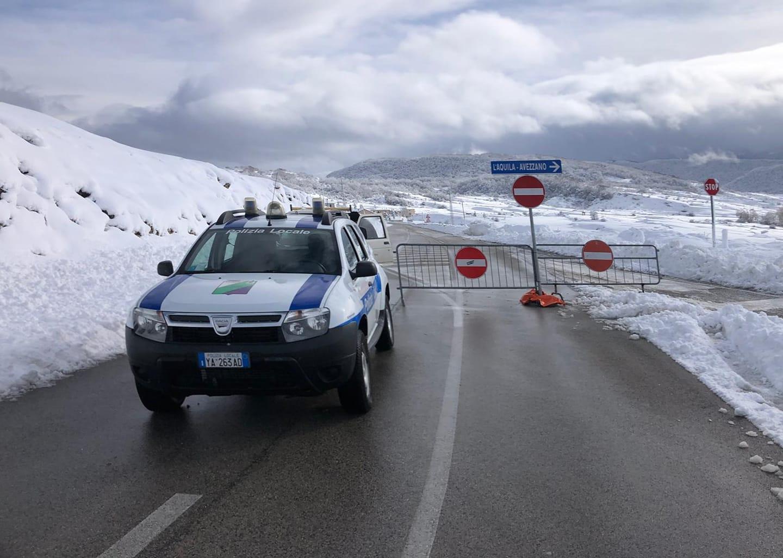 Rocca di Mezzo, adottate misure straordinarie causa emergenza neve