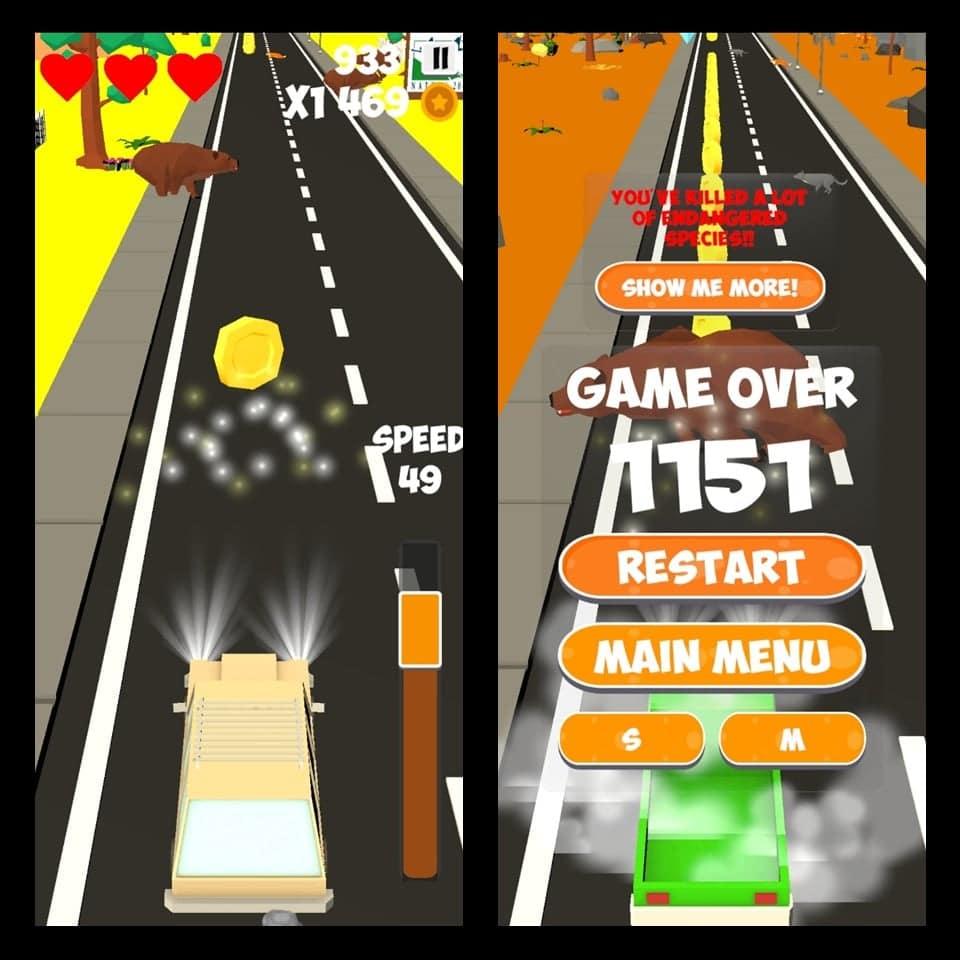 """PNALM, disponibile il video game """"Avoid it!!"""" per sensibilizzare i giovani sull'investimento stradale degli animali selvatici"""