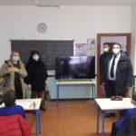 Potenziamento della strumentazione didattica e dei presidi di sicurezza plessi scolastici di San Benedetto dei Marsi