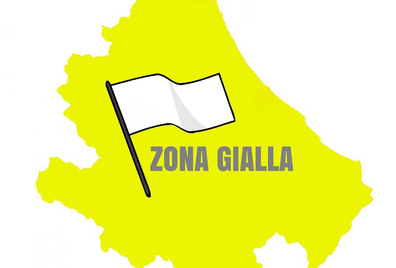 Se RT resta inferiore a 1, l'Abruzzo potrebbe diventare zona gialla da domenica 31 gennaio