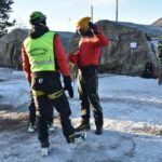 Riprese le ricerche dei quattro escursionisti, cento soccorritori sono pronti a tornare in vetta per riprendere a scavare