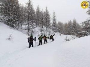 Il comune di Massa D'Albe aggiorna sulla situazione dei dispersi, le operazioni riprenderanno domani mattina
