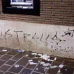 Discarica di scontrini nei pressi del bancomat al centro di Avezzano, tuonano i cittadini
