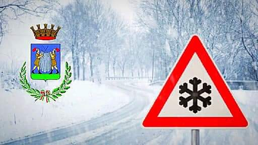 """Strade ghiacciate, il comune di Tagliacozzo lancia un appello: """"Muoversi solo se necessario!"""""""