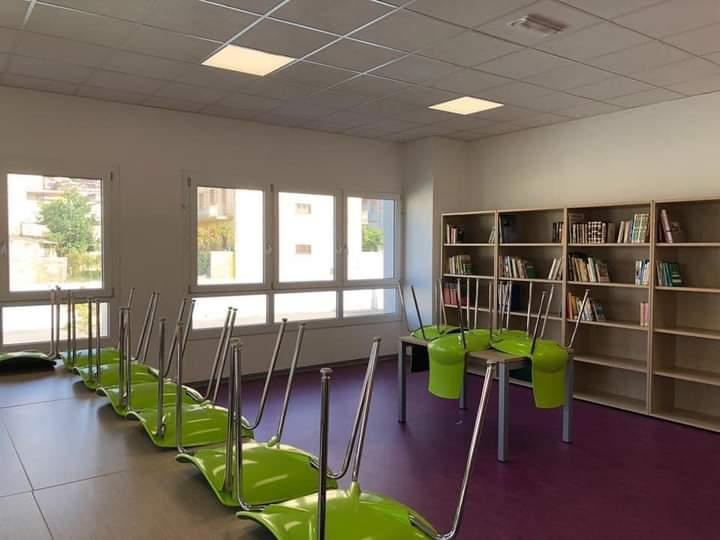 """Celano, domani verrà aperta la sala studio """"Padre Osvaldo Lemme"""" all'interno del complesso scolastico """"G. D'Annunzio"""""""