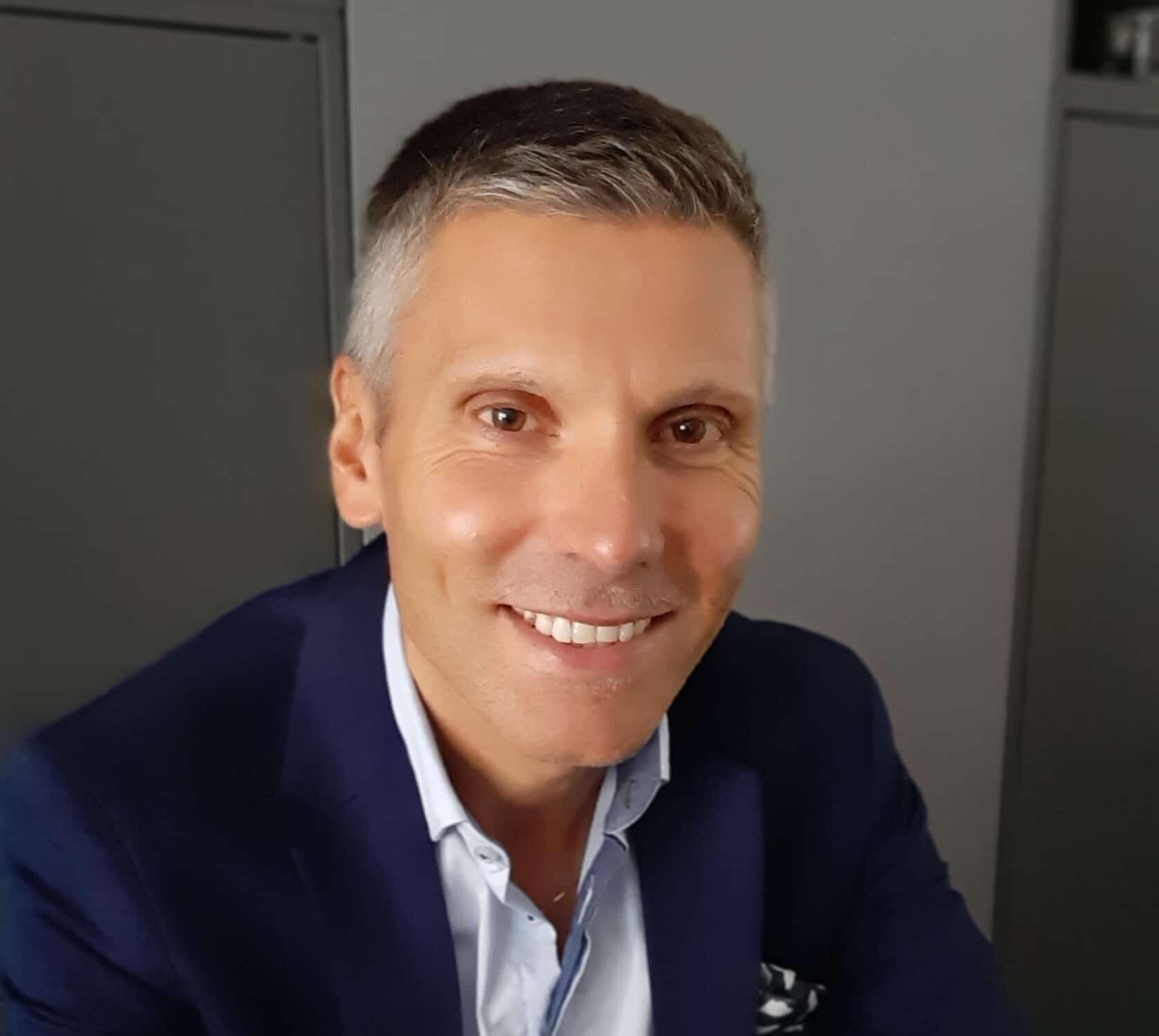 Fabrizio Belisari, direttore della CNA di Avezzano