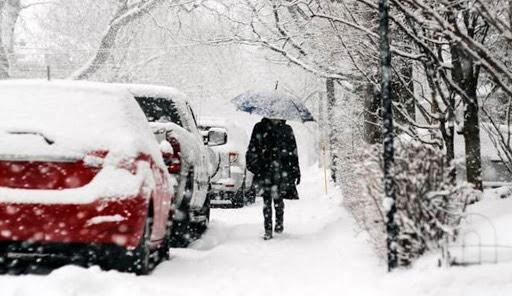 Allerta meteo in Abruzzo, previste nevicate fino a quote collinari