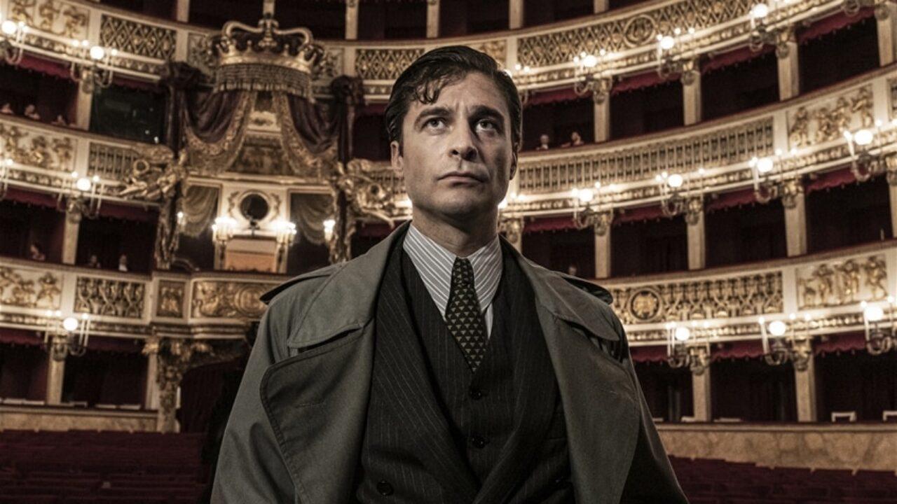 """Record di ascolti per la fiction """"Il commissario Ricciardi"""" con protagonista l'attore avezzanese Lino Guanciale"""