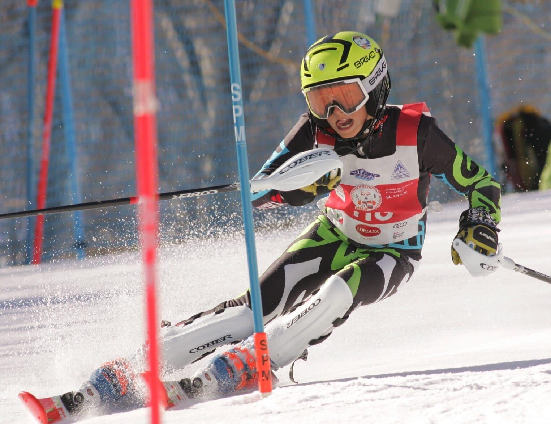 1° Trofeo Appennino Centrale di sci alpino a Campo Felice