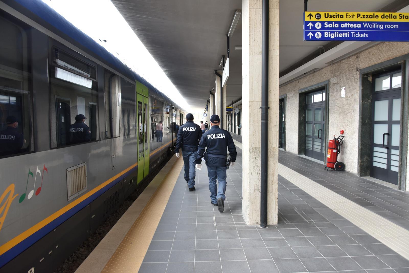Polizia ferroviaria: bilancio attività in Abruzzo