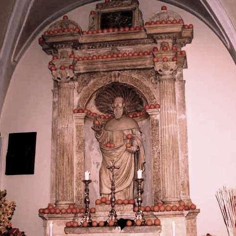 Festa Sant'Antonio Abate a Collelongo, pubblicato il programma delle celebrazioni autorizzate nei giorni 16 e 17 gennaio