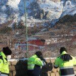 Ricerche dei quattro dispersi sul Monte Velino