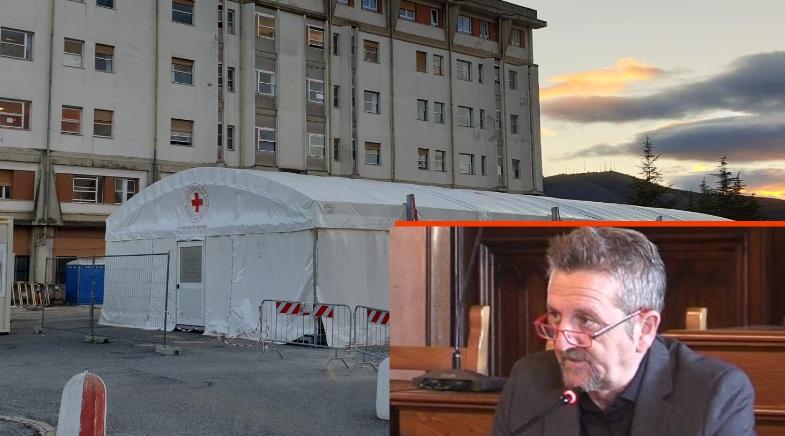 """Di Pangrazio sollecita Testa: """"a che punto è la procedura del Nuovo Ospedale?"""""""