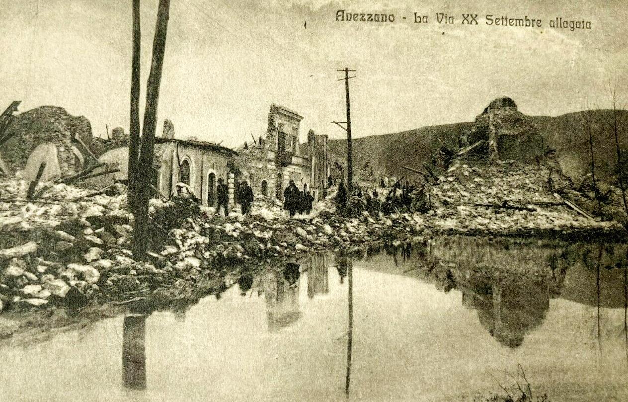 marsica terremoto 1915