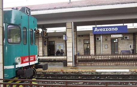 Ferrovia Roma-Pescara