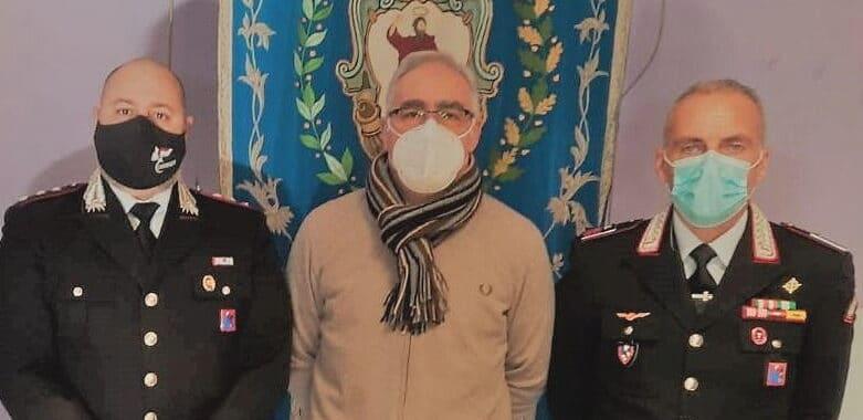 Il luogotenente Domenico Palmieri assume il comando della Stazione dei Carabinieri di Pescasseroli