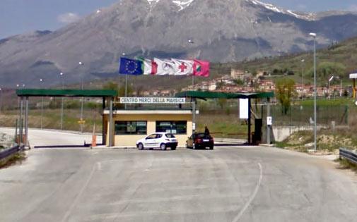 Regione Abruzzo, la Giunta finanzia il raccordo Ferroviario del Centro Smistamento Merci della Marsica per € 300.000,00